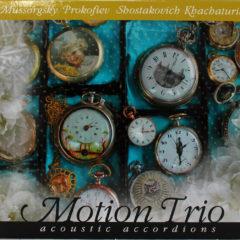 Motion Trio Mussorsky, Prokovief …